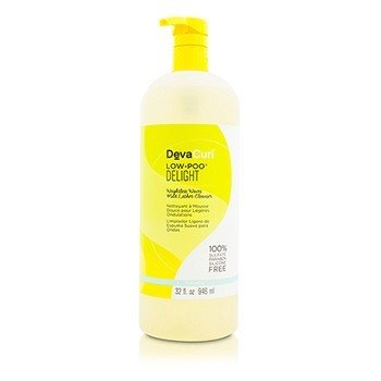 Low-Poo Delight (Weightless Waves Mild Lather Cleanser - For Wavy Hair)