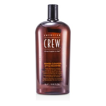 American Crew Men Power Cleanser Style Remover Daily Shampoo (For All Types of Hair)