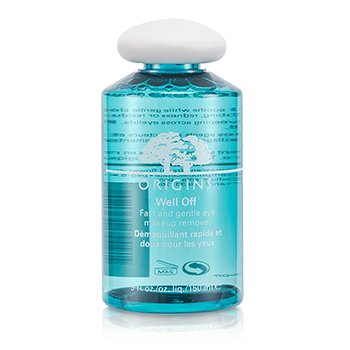 Origins Well Off Fast & Gentle Eye Makeup Remover