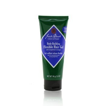 Jack Black Body-Building Flexible Hair Gel (Medium Hold)