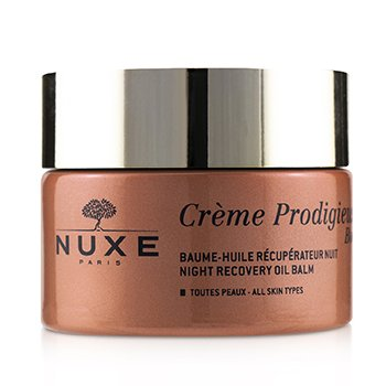 Creme Prodigieuse Boost Night Recovery Oil Balm - For All Skin Types