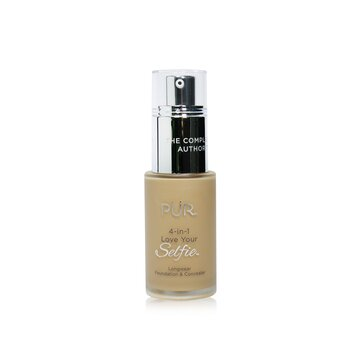 PUR (PurMinerals) 4 in 1 Love Your Selfie Longwear Foundation & Concealer - #MN4