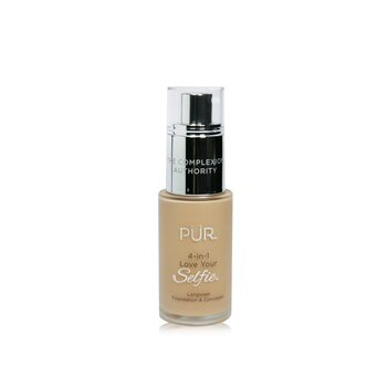 PUR (PurMinerals) 4 in 1 Love Your Selfie Longwear Foundation & Concealer - #MP1 Ivory Beige (Light Blush Medium Skin With Pink Undertones)